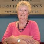 Lorna Slifkin - Match Secretary