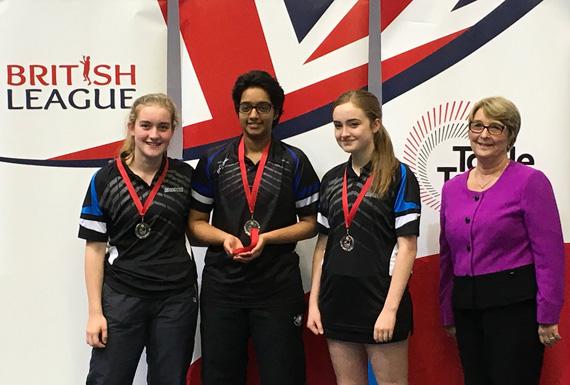 Ashford Brunswick - JBL Girls 2017-18