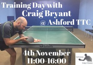 Craig Bryant Training Session