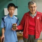 George Long - Milton Keynes 2 star tournament winner