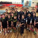Horsham Spinners vs Ashford TTC Friendly Match Nov 2015