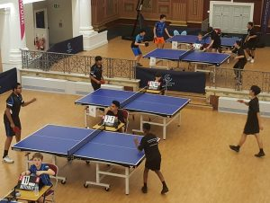 National Cadet League - Day 2 - Greenhouse Centre Marylebone, London