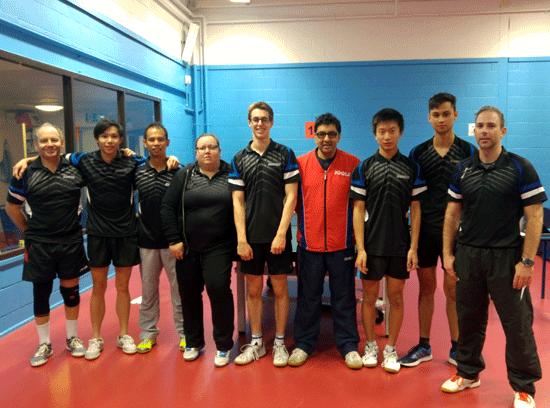 Ashford I & II SBL Teams