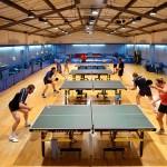 Ashford Table Tennis Club - Hall