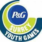 Surrey Youth Games logo